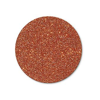 Single Orange A4 Sheet Glitter Card for Crafts | Coloured Card for Crafts
