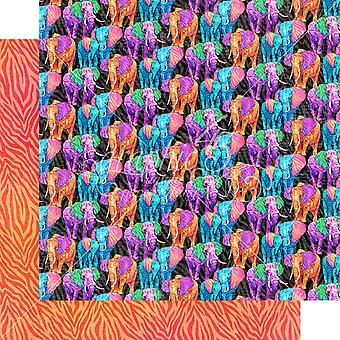 Graphic 45 Dare to be Different 12x12 Inch Paper Pack