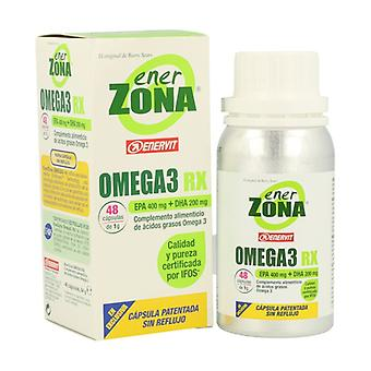 Omega 3 RX 1g 48 capsules of 1g