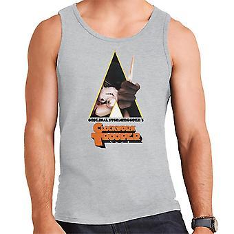 Original Stormtrooper Clockwork Trooper Parody Men's Vest