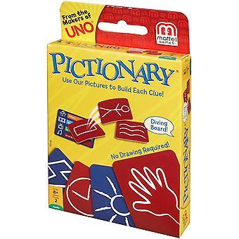 لعبة بطاقة Pictionary