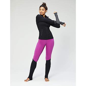 Core 10 Women's Icon Series - The Ballerina Full-Zip Jacket, zwart, Medium