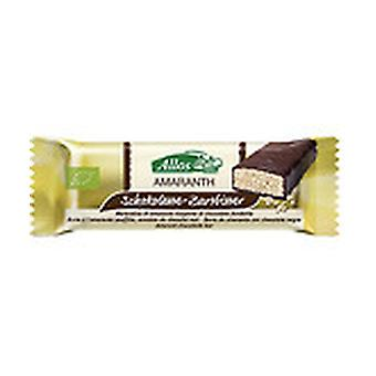 Organic Dark Chocolate Amaranth Bar 1 bar of 25g