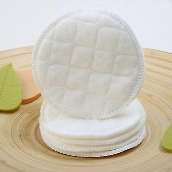 Cotton Reusable Make-up Remover Pad, Breast Pad Skin Cleaner Women Beauty Make