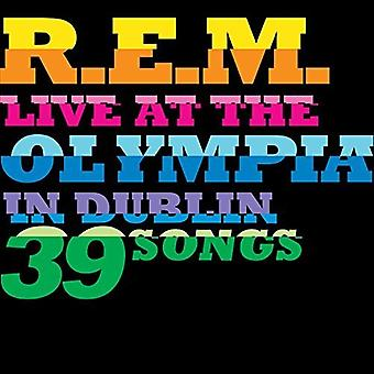 R.E.M. - Live at the Olympia [CD] USA import