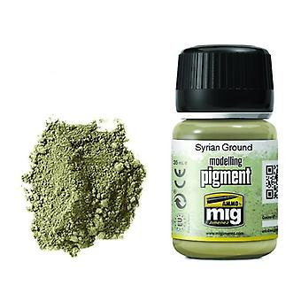 Ammo by Mig Pigments - Syrian Ground