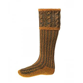 House of Cheviot Country Socks Reiver ~ Wildbroom