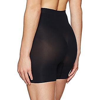 Brand - Arabella Women's Seamless Smoothing Shapewear Short with Tummy...