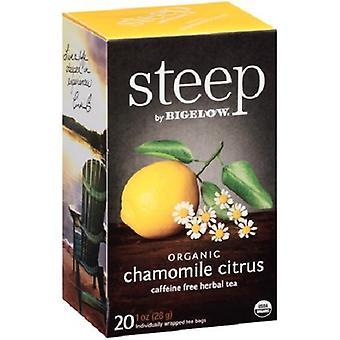 Steep by Bigelow Organický heřmánek Citrus bylinný čaj