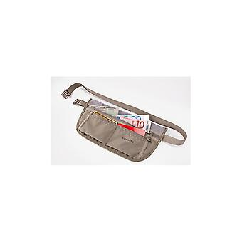 travelite accessoires veiligheidsgordel zak, beige