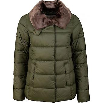 Barbour Mullein Quilted Funnel Collar Jacket
