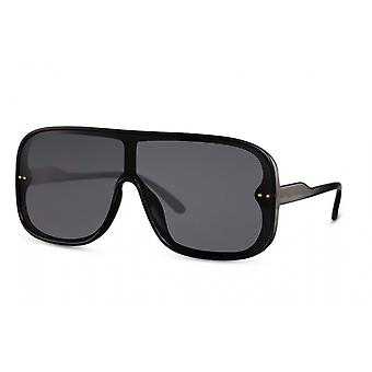 Sunglasses unisex nschild fully rimmed Kat. 3 black /smoke