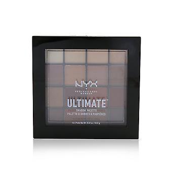 Ultimate shadow palette # warm neutrals 245126 16x0.83g/0.02oz
