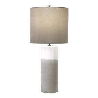 Elstead Fulwell - 1 lampe de table légère céramique, E27