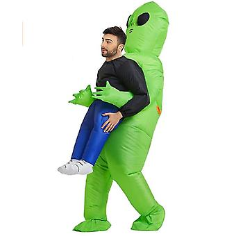 Inflatable Alien Costume For Adult Funny Halloween Costumes Cosplay