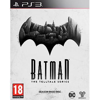 Batman Telltale Series PS3 Game