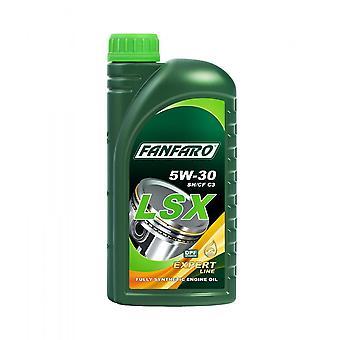 Fanfaro LSX 5W30 Fully Synthetic Engine Oil 1L API SN/CF Acea C3, A3/B4 LL-04
