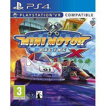 Mini Motor Racing X PSVR PS4 Game (For PlayStation VR)