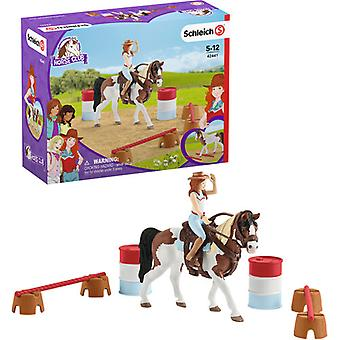 Horse Club Hannah's Western Riding Set USA import