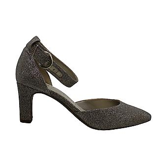 آن كلاين المرأة & apos أحذية Knell أشار إلى مضخات حزام الكاحل كلاسيك