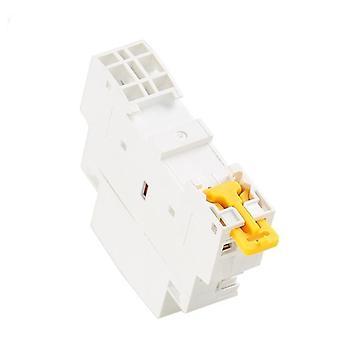 2nc 220v 50/60hz Commande manuelle Ac Contactor-din Rail Type