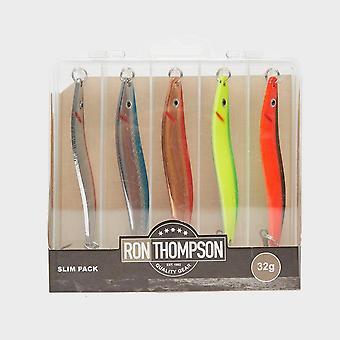 New Ron Thompson Slim Lures 32g 5 Pack Multi