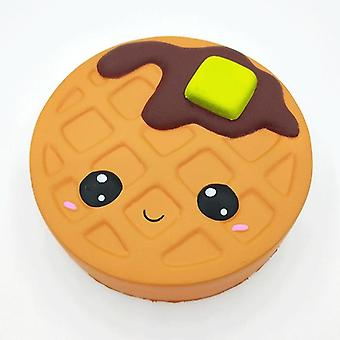 Cartoon Kaas, Chocolade, Koekjes, Cake Cute Squishy Food, Slow Rising Cream