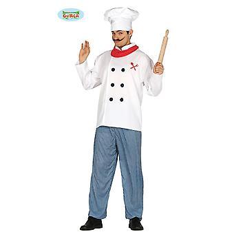 Chef cuisinier de cuisine costume chef de Monsieur costume costume