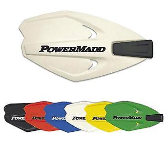 Powermadd 34284 Power X Series Handguards White/No Mount