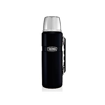 Thermos King Flask Stainless Blue 1.2L 183267