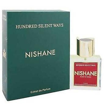 Hundred Silent Ways By Nishane Eau De Parfum Spray 1.7 Oz (women) V728-547281
