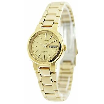 Seiko 5 Automatische 21 Juwelen Syme46k1 Syme46k Damen's Uhr