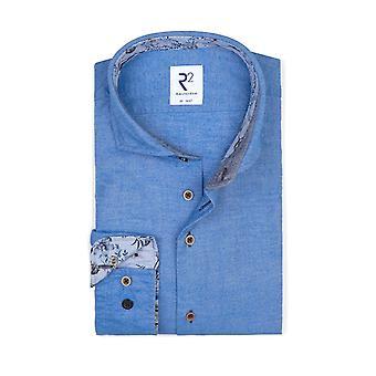 R2 Long Sleeved Shirt Blue