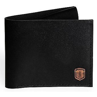 BeWooden Nox Coins Wallet - Noir