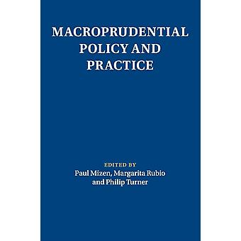 Macroprudential Policy and Practice by Edited by Paul Mizen & Edited by Margarita Rubio & Edited by Philip Turner