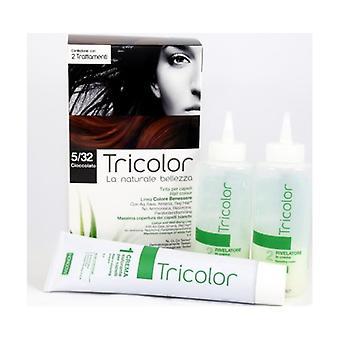 Tricolor hair dye - Chocolate 5/32 80 ml