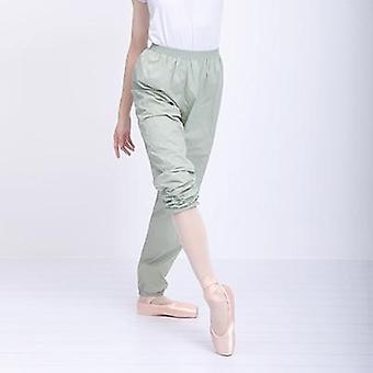 Femei Balet Dance Pants, Baggy Sport Sweat Pants Adult Cycling, Jogging