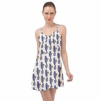 kjole sommer tid chiffon kjole