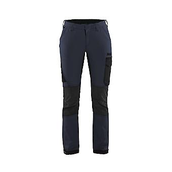 Blaklader 7122 ladies 4-way-stretch trousers cordura - womens (71221645)