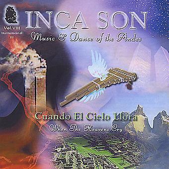 Inka søn - Inka søn: Vol. 8-Cuando El Cielo Astrid [CD] USA import