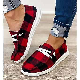 Summer Loafers Soft Breathable Casual Solid Female Flat Shoes