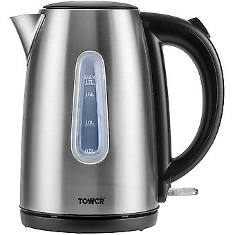 Tower Infinity Rapid Boil Jug Kettle with Boil Dry Protection, 3000 W, 1.7 Litre