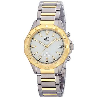 Mens Watch Ett Eco Tech Time EGT-11359-25M, Quartz, 41mm, 5ATM
