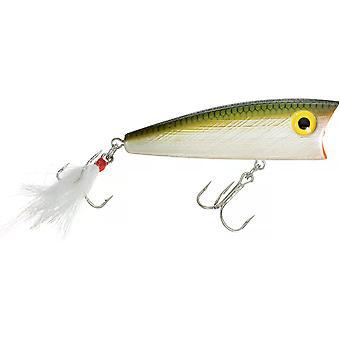 Rebel Pop-R 1/4 oz fiske Lure - Tennessee Shad