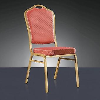 Minőségi erős fém párnázott egymásra esemény szék Lq-t8028