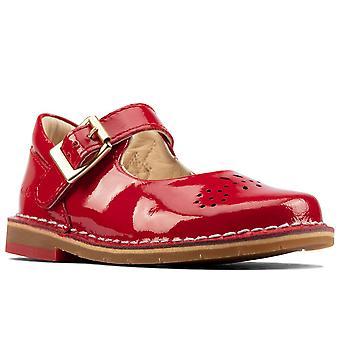 كلاركس المذنب لعب تي الفتيات الأحذية الأولى