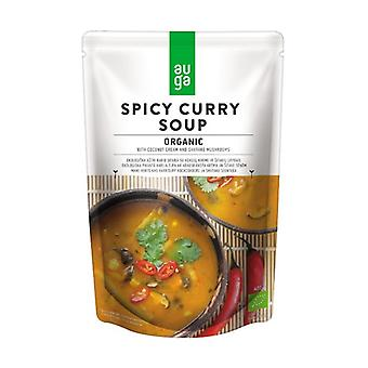 Spicy Curry Cream with Coconut Milk and Shitake 400 g