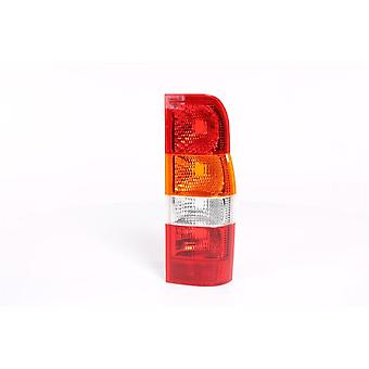 Luz trasera lateral derecha de la lámpara trasera (modelos van)