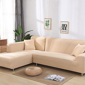Elastisk Stretch Sofa Cover ( Sett 3)