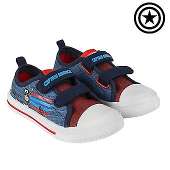 Casual trainers the avengers 73633